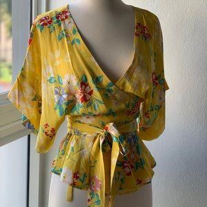 YUMI KIM kimono top 👘